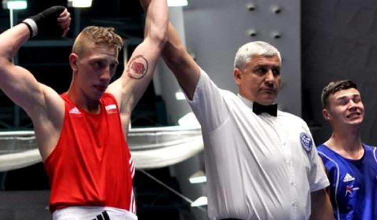 bokser szczecin mistrz